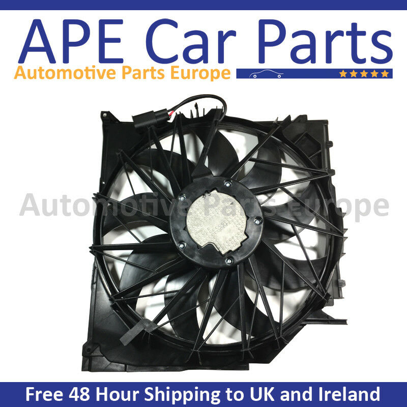 New BMW X3 E83 03-11 Radiator Cooling Fan 17113415181