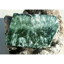 Gorgeous Feathers, Harder To Find, Russian SERAPHINITE PLATE**