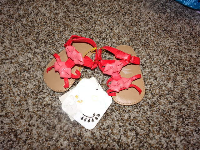 2c76a20c3cfe NWT NEW BOUTIQUE MAYORAL NEWBORN 17 2 PINK BOW SANDALS SHOES