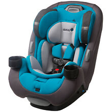 Safety 1st Grow and Go Air 3-in-1 Convertible Car Seat, Evening Tide