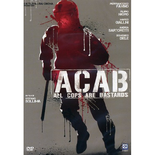 Acab - All Cops Are Bastards  [Dvd Nuovo]