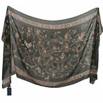 Harry Potter Loot Crate Wizarding World Black Family Tree Tapestry Scarf / Shawl