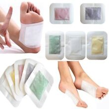 Pro Detox Foot Patch Pads Feet Patches Remove Body Toxins Weight Loss