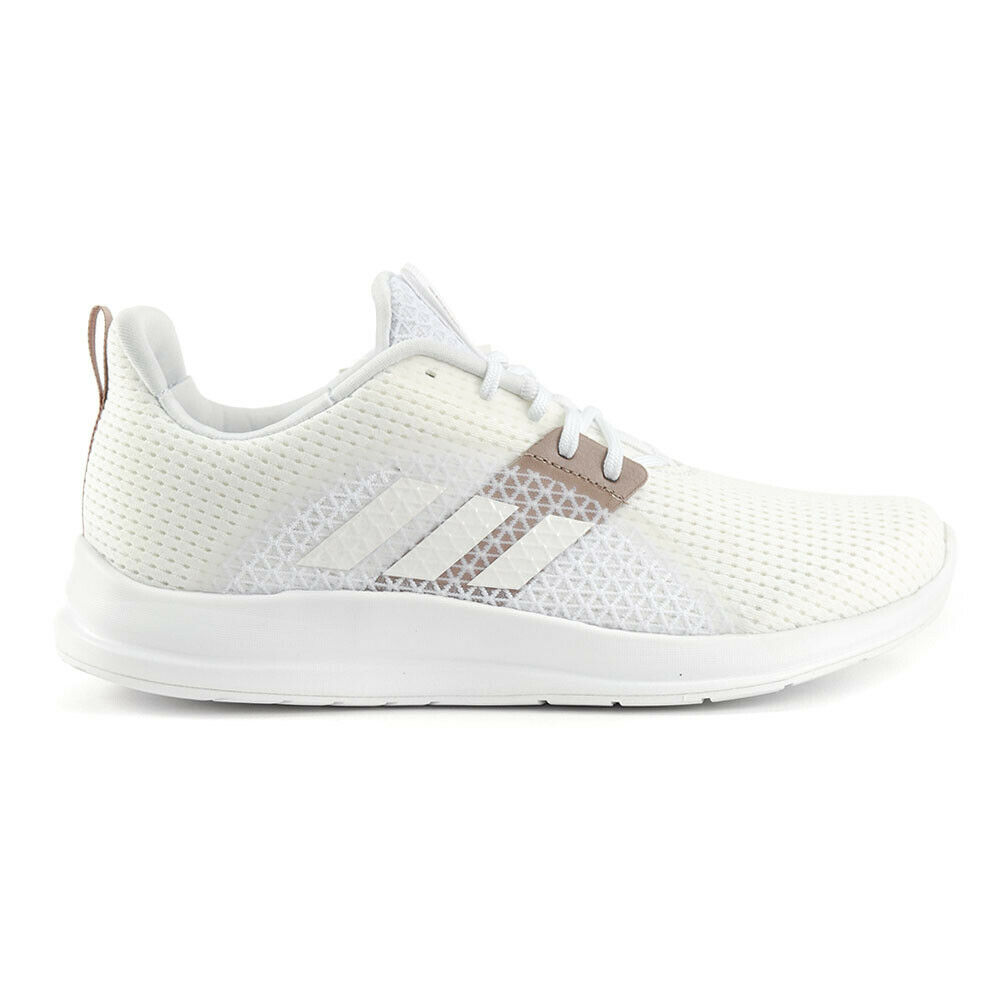 f94b99592b1 Details about Adidas Women s Element V White White Running Shoes CM7298 NEW!