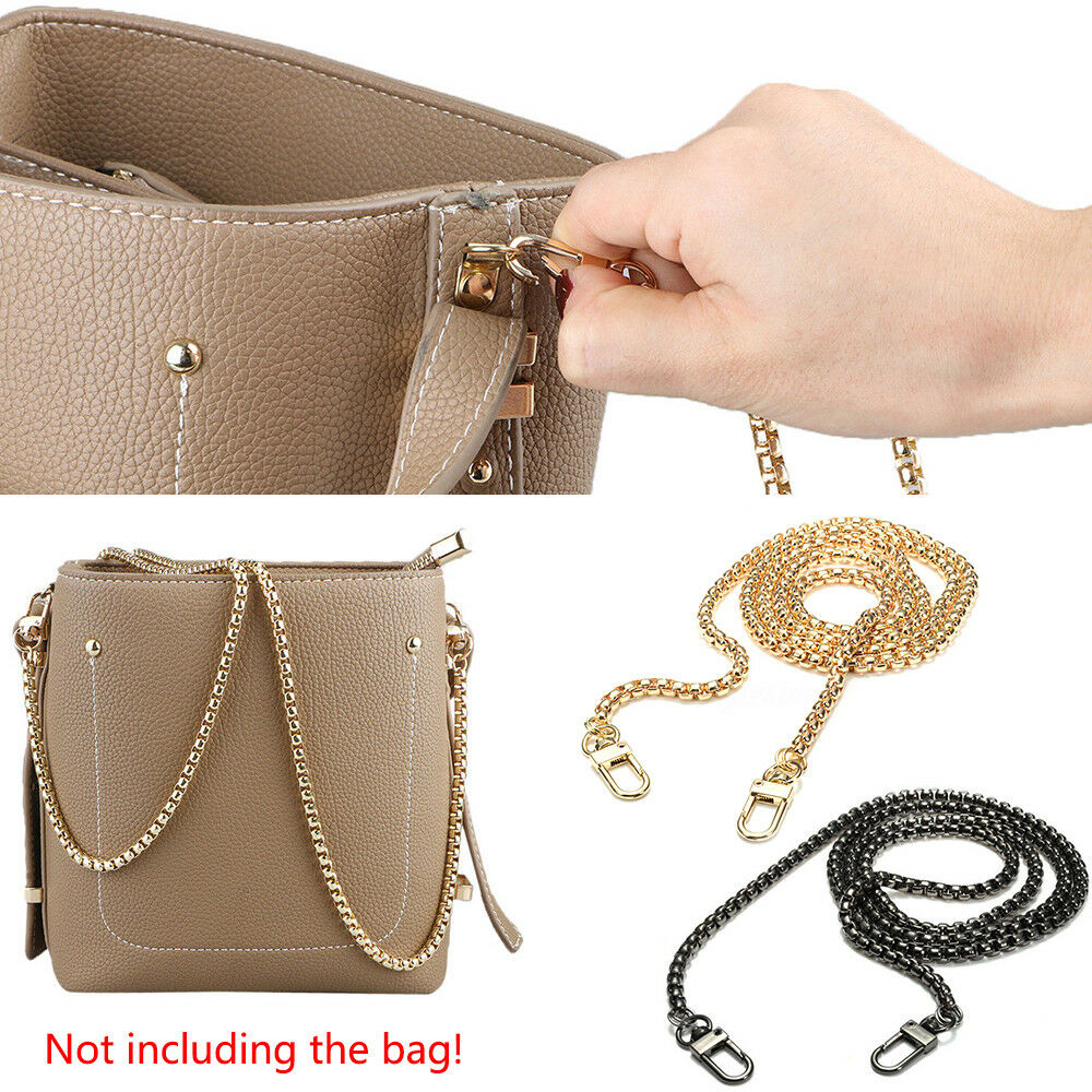 Replacement Purse Chain Strap Handle Shoulder For