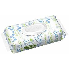 Huggies Natural Care Unscented Baby Wipes Soft Pack 56 Count
