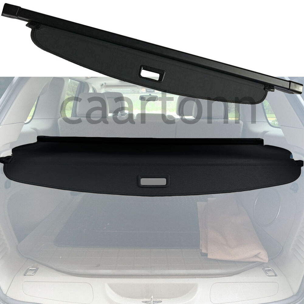 for jeep grand cherokee 2011 2018 trunk blind cargo cover luggage security shade 6940847307365. Black Bedroom Furniture Sets. Home Design Ideas