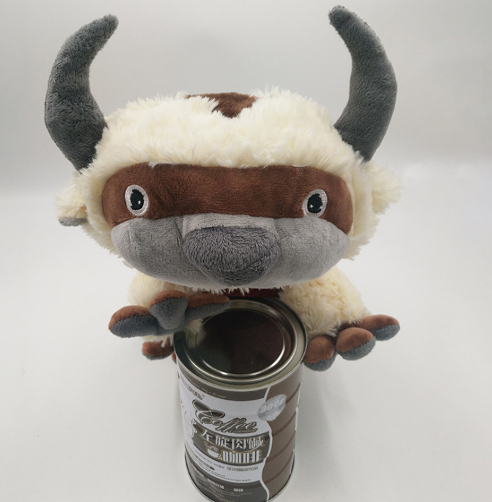 Nickelodeon Avatar The Last Airbender Flying Bull Plush ...