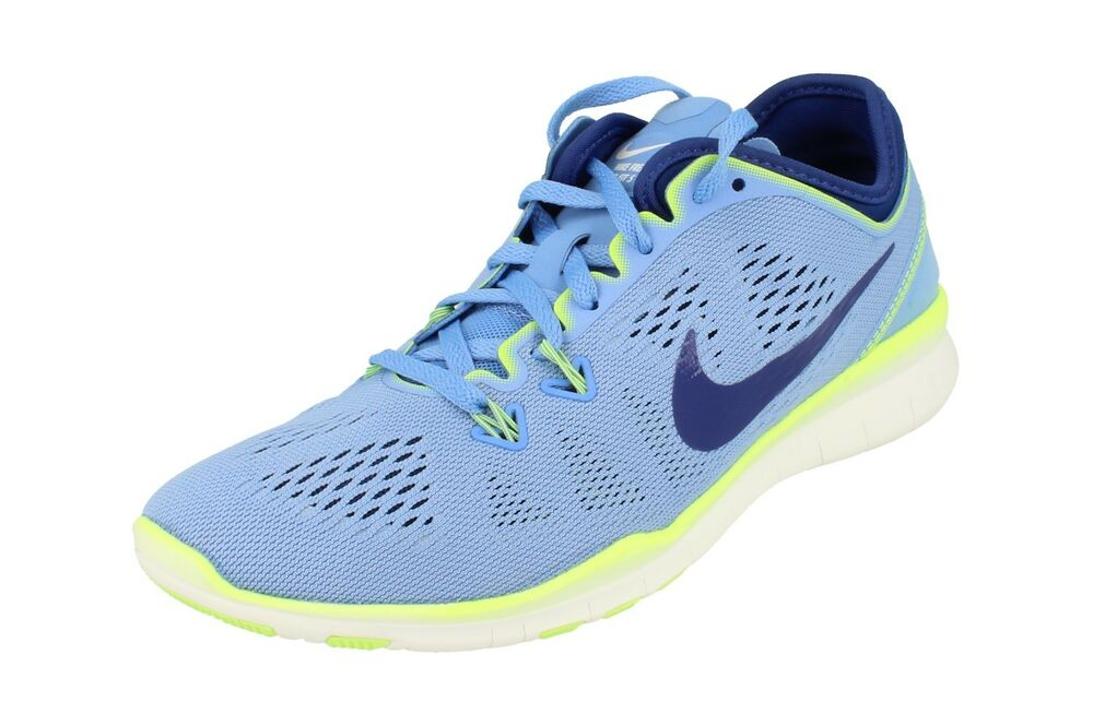 a689704adc6e Details about nike free 5.0 TR FIT 5 womens running trainers 704674 402  sneakers shoes