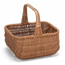 Traditional Wicker Basket Small