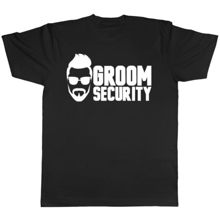 img-Groom Security Stag Party Mens Womens Ladies Unisex T-Shirt