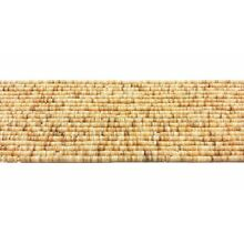Melon Shell Heishi Beads (2- 3 mm, 24 Inches Strand)