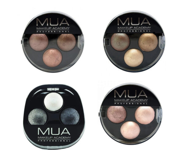 Mua Maquillage Academy Long Durable Yeux Trio Eyeshadow Palette Buy 1 Get 1