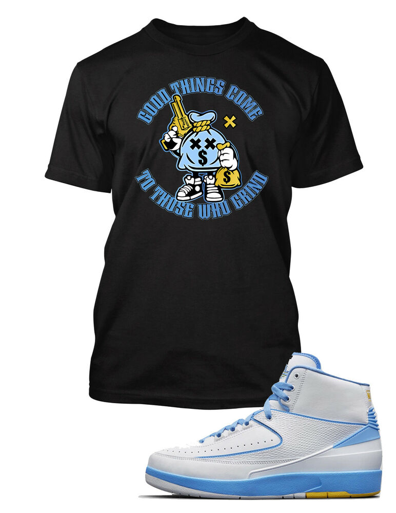 1f008c1f20c Details about Good Things Tee Shirt to Match Air Jordan 2 Melo Shoe Big and  Tall Graphic Tee