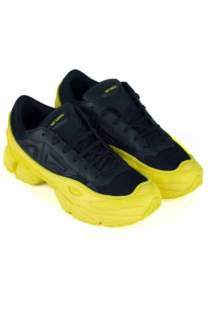 Details about Adidas X Raf Simons RS Ozweego III Navy Yellow FW18 Available  now a90fd29d5