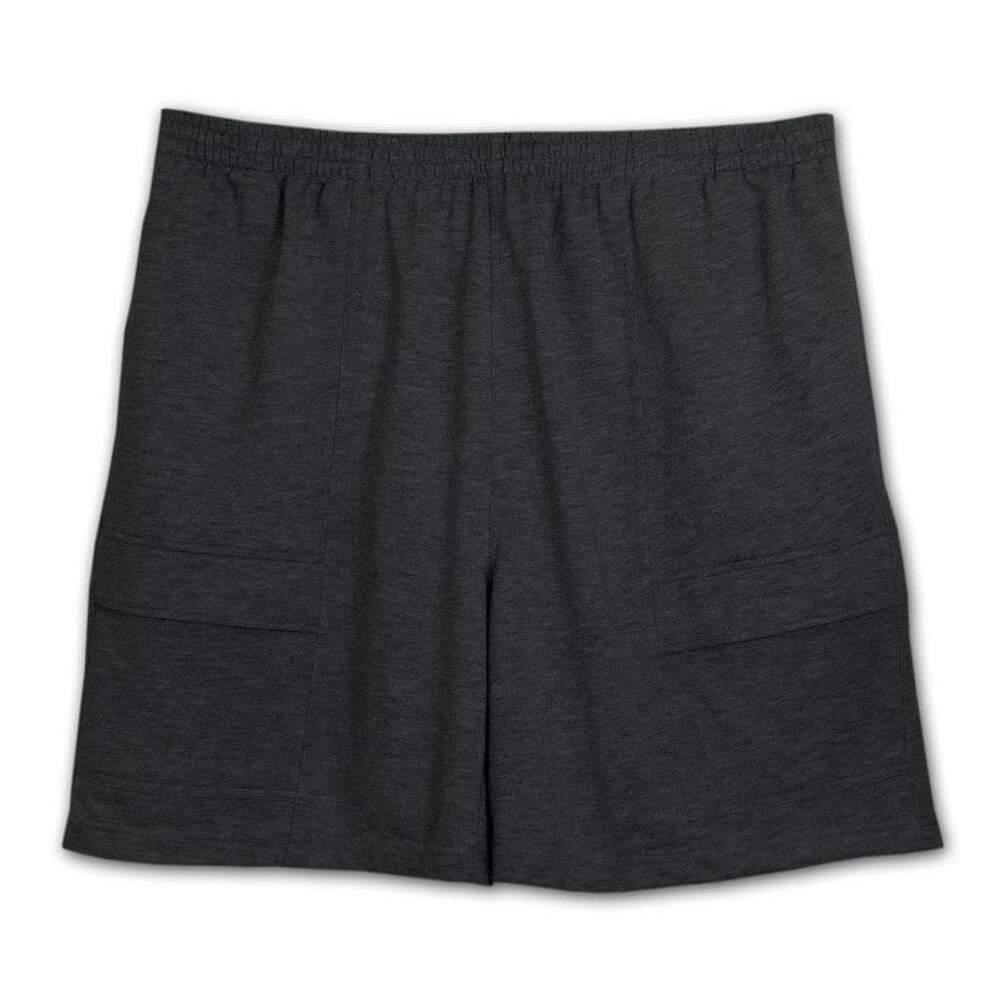 fa7133379c Details about LD Sport Big and Tall Fully Elastic Terry Cargo Shorts