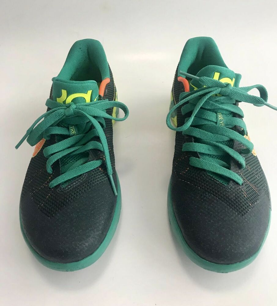 best authentic 8a24c 96978 Details about Nike KD Kevin Durant Trey 5 II Green