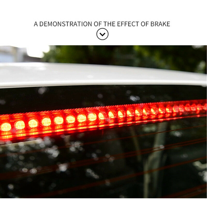 36 Inch Roofline LED Third Brake Tail Light Kit Above Rear