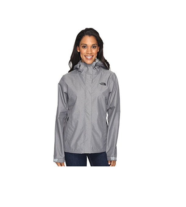 ef001c1eb59a Details about The North Face Women s Venture 2 TNF Medium Grey Heather Sz  Small or Large NEW!
