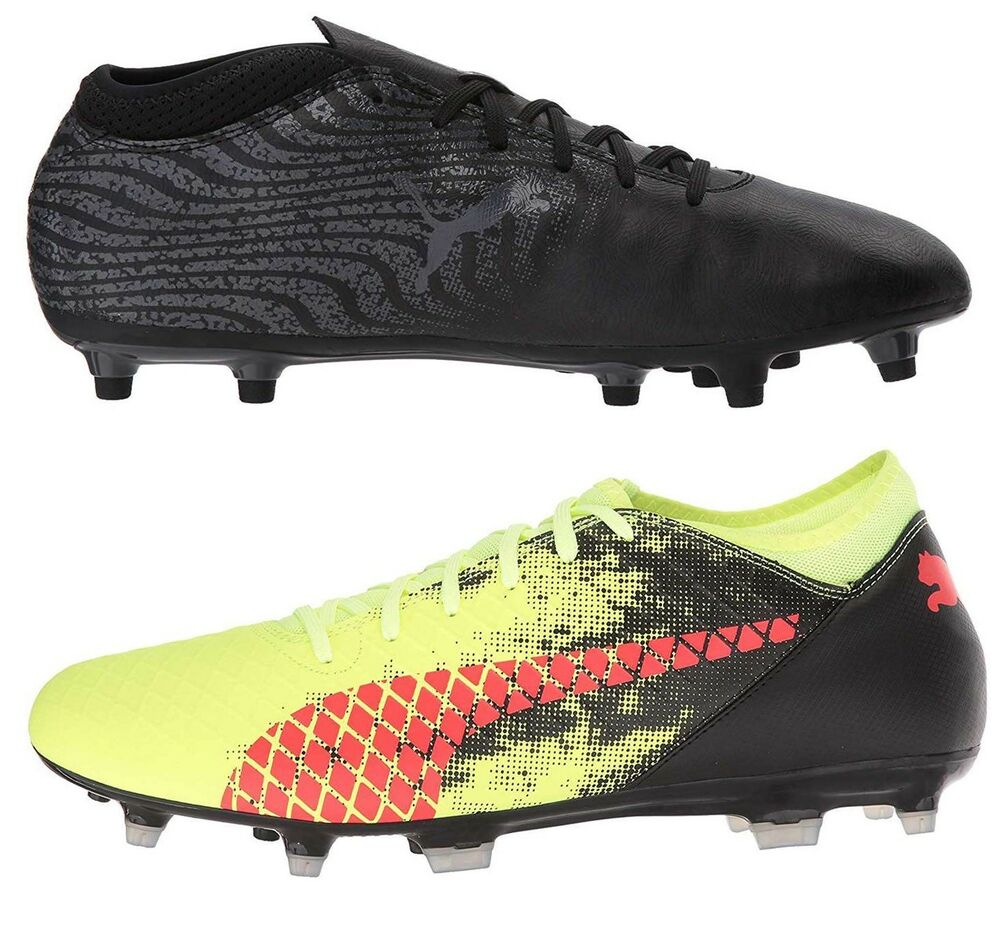 cc7925fa426f Details about NEW Puma Men's Future/One 18.4 FG/AG Firm Ground Low Top Soccer  Shoes Cleats
