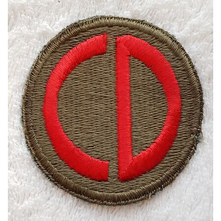 img-US ARMY PATCH 85th Infantry Division Colour Class A Uniform Badge United States