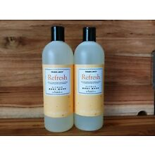 2-pack! New Trader Joe's Refresh Citrus Body Wash with Vitamin C 16 oz Each