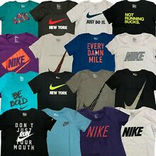 Nike Womens' Cotton T Shirt,Mixed Colors & Sizes.