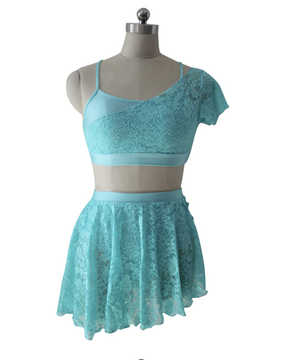 Lyrical Dance Leotard Costume.In Stock,Competition,Festival,Stage.Contemporary