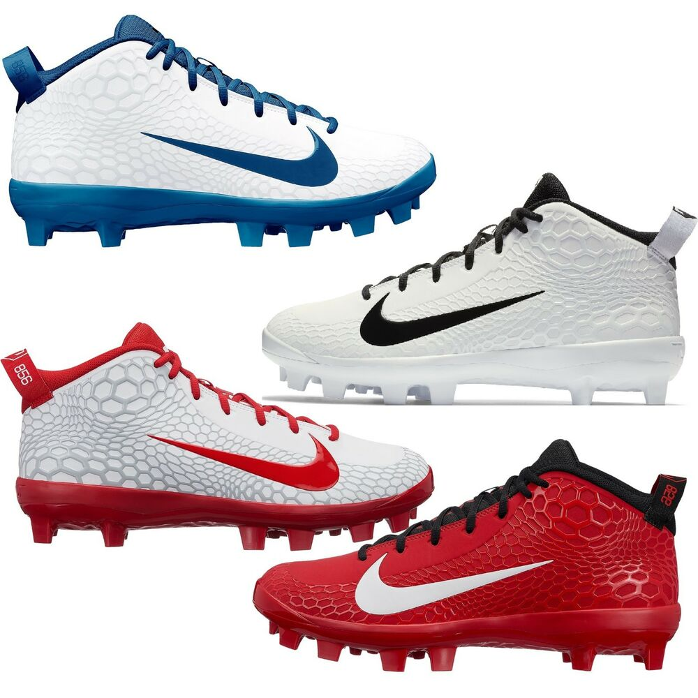 low priced 60a96 b85f2 Nike Force Zoom Trout 5 Pro MCS Molded Cleats Men's Baseball Comfy TPU  Shoes | eBay