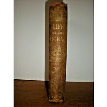 1856 Life on the Ocean Sea Maritime Pirate PRIVATEER West Indie SAILOR Cannibal