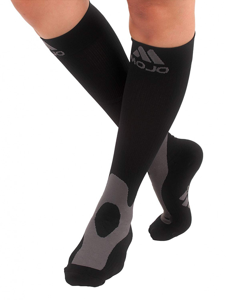 e116af01498b71 Details about Mojo Compression Socks 5XL XXXXXL Compression Socks for Very  Large Ankles