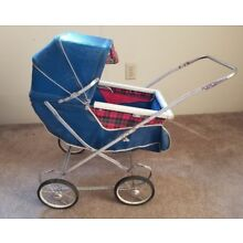Vintage South Bend Folding Doll Carriage/Buggy