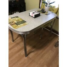 Retro Kitchen Table( Chairs Are Not For Sale)