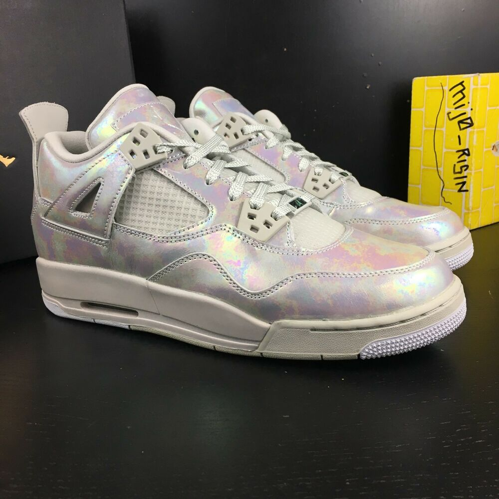 a20c82a32930 Details about NEW NIKE AIR JORDAN 4 RETRO PEARL GG 742639-045 LIGHT BONE  CANNON Size 9.5Y