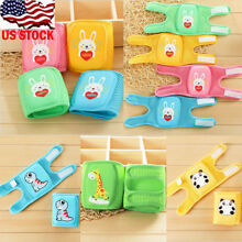 Kids Safety Crawling Elbow Cushion Infants Toddler Knee Pads Protector US STOCK