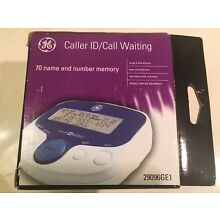 GE Call Waiting Caller ID 70 Name & Number 29096GE1 NEW OPEN BOX