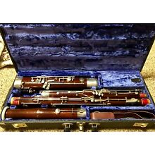 Fox Renard Model 222 Wood Bassoon Nice condition Just serviced Manufactured 03'