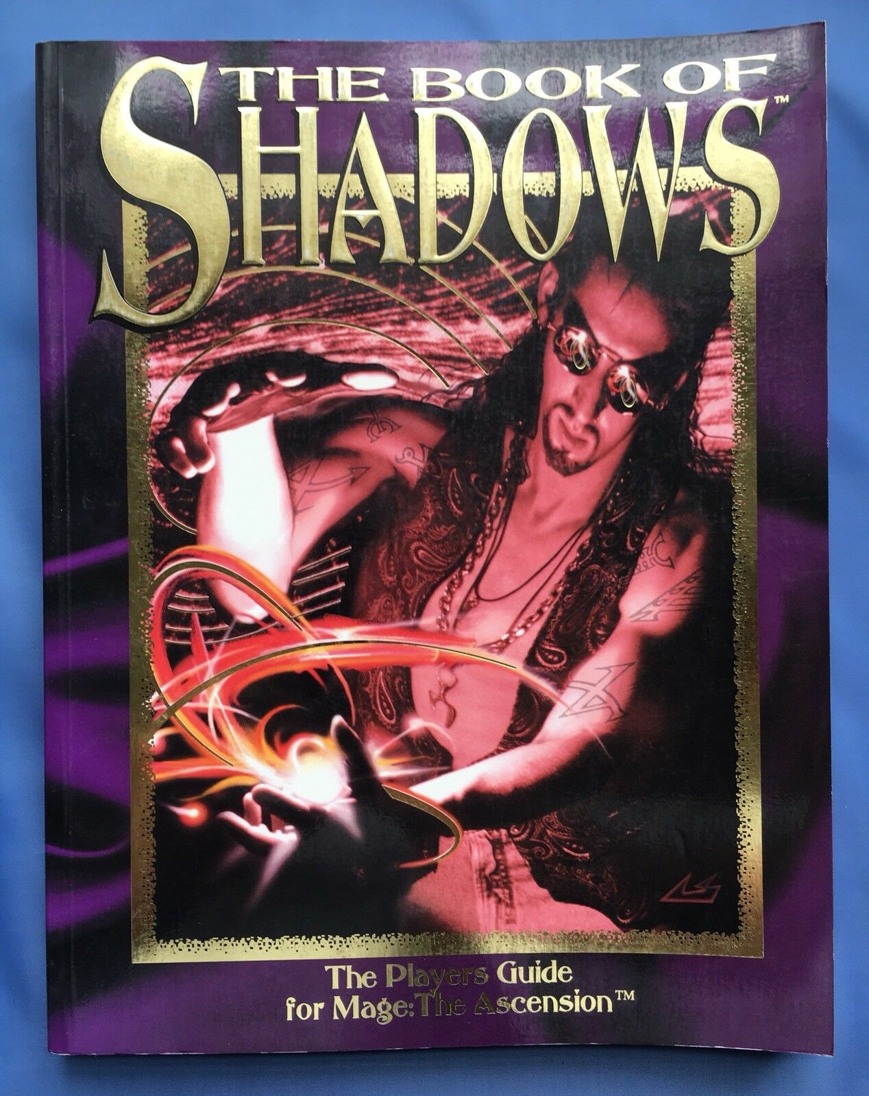 the book of shadows the mage players guide