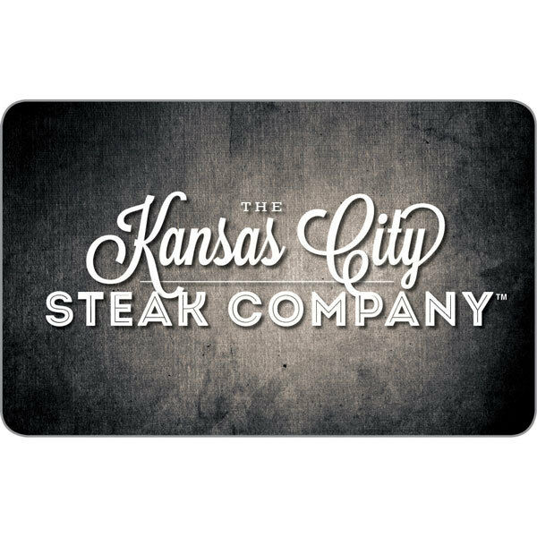$100 Kansas City Steaks Physical Gift Card For Only $80! - FREE 1st Class Mail