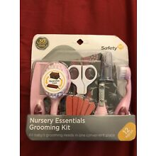 Safety 1st Baby's Nursery Essentials Grooming Kit