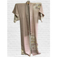 VINTAGE JAPANESE KIMONO, ANTIQUE KIMONO, CRAFT MATERIAL, FROM JAPAN, CULTURE