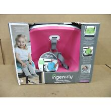 Ingenuity Smartclean Toddler Booster  10348