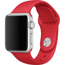 Apple Watch Sport Band 38mm PRODUCT (RED) with Stainless Steel Pin MLD82ZM/A™