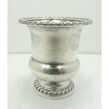 Nice Mueck- Cary Co. Inc. Sterling Silver Toothpick Holder A7600