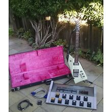 ROLAND G-707 GUITAR AND GR-700 FOR PARTS