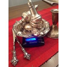 Excellent Sterling Silver Lot Scrap Or Not Modern ,Victorian, Nice Pieces