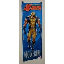 2006 Marvel Astonishing X-Men Wolverine Door 20