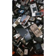 5 LB SCRAP CELL PHONE LOT GOLD RECOVERY, PARTS, OR REFURB AS-IS  *FREE SHIPPING*