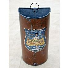 Victorian Allen Sanitary Fountain Bathing Apparatus - Very Cool !