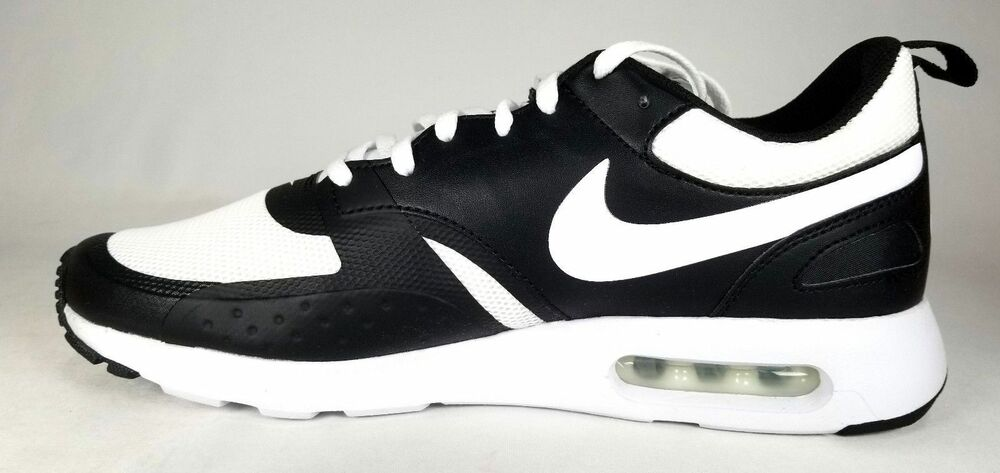 best service ee1ba cd414 Details about Nike Men s Air Max 100% Authentic Vision Black White  918230-100 Size 8-12